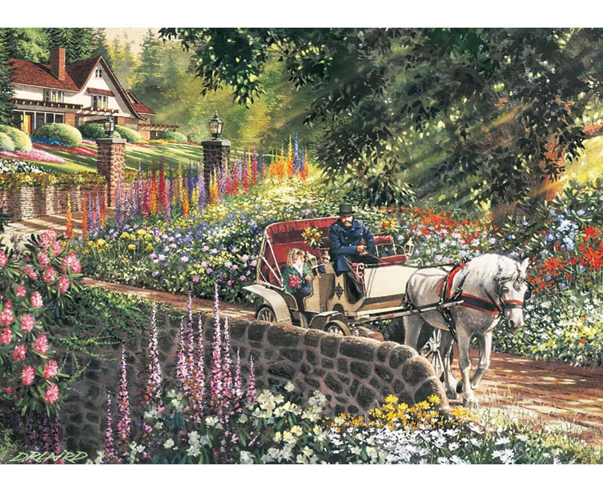 Cobbie Hill Carriage Ride Jigsaw Puzzle - 275pcs