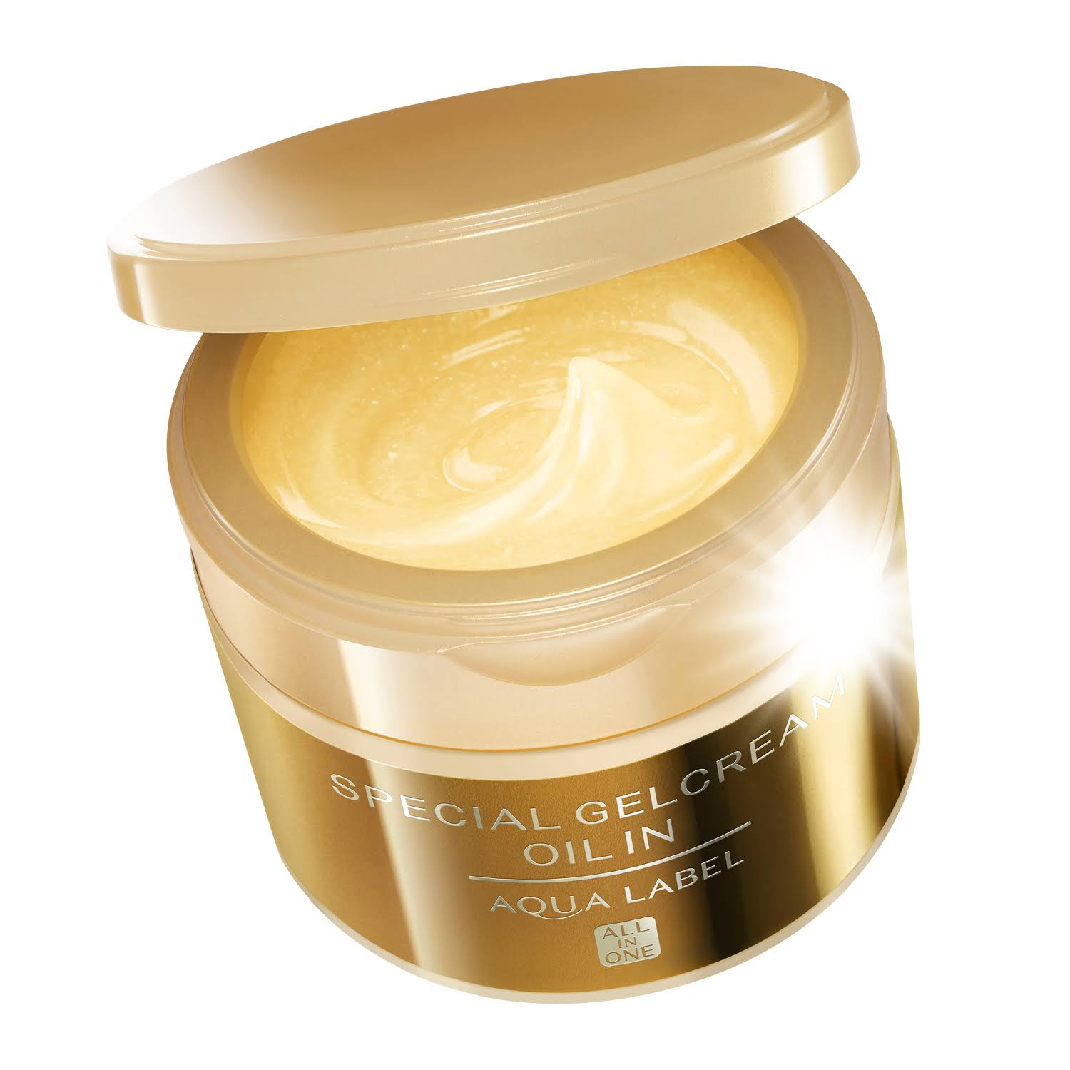 Shiseido Aqualabel Special Gel Cream Oil In All in One Facial Moisturizer - 90g