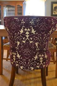 Pier One Round Dining Room Table by Best 20 Purple Dining Chairs Ideas On Pinterest Purple Dining