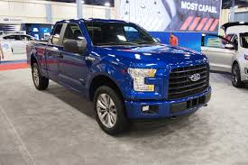 100 Ford Truck Packages Brings STX Appearance Package To F150 Super Duty S