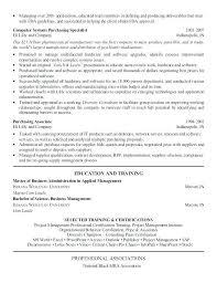Sharepoint Trainer Sample Resume Colbro Co Rh Senior SharePoint Examples Database