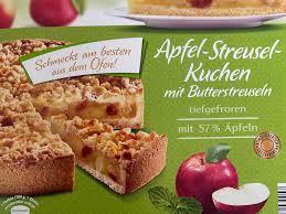 sweet delight apfelkuchen kalorien neue produkte fddb
