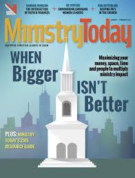 Ministry Today January February 2015 By Charisma Media