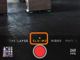 How Do I Capture and Record Slow Motion Videos on iPhone