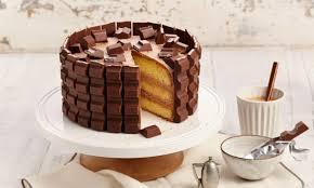 kinderriegel torte selber machen leichtes rezept weitere