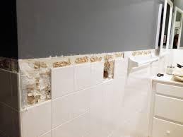 master bathroom renovation tile troubles triumphs