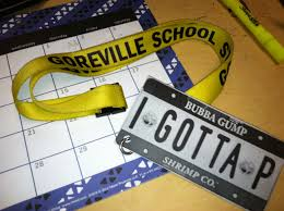 Bathroom Pass Ideas For Kindergarten by Gump Inspired Bathroom Pass On A Lanyard Wear It Proudly Blackcat