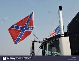 100 Confederate Flag Truck Confederate Flag On Truck Stock Photo 36943261 Alamy