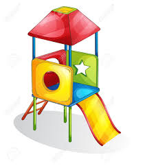 Place clipart playground equipment Pencil and in color place