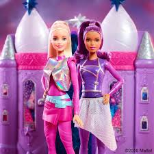 Let Your Imagination Soar W The Barbie Star Light Adventure Dolls