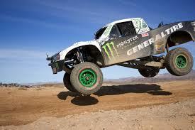 100 Bj Baldwin Trophy Truck Ballistic BJ Debuts His New Monster Energy