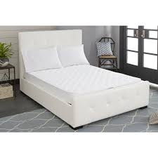 Sauder Beginnings Dresser White by Sauder Beginnings Twin Platform Bed Cinnamon Cherry