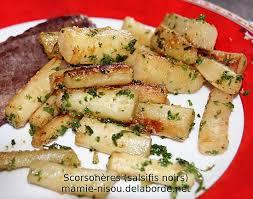 cuisiner salsifis en boite recette de salsifis caramelisés