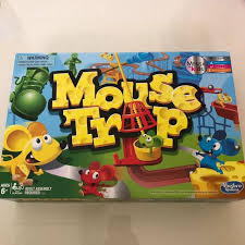 BNIB Mouse Trap Board Game