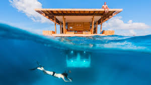 100 Conrad Maldives Underwater Eat Drink And Sleep In This Amazing Underwater Hotel Room