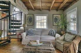 Nautical Style Living Room Furniture by 19 Coastal Themed Living Room Designs Decorating Ideas