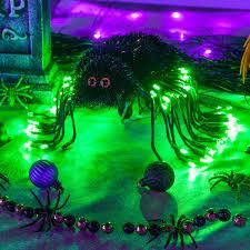 Halloween Skeleton Decorations Skeleton Dog Leash The Green