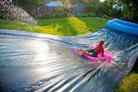 More Accurate Names For The Slip 'n Slide | HuffPost More Accurate Names For The Slip N Slide Huffpost N Kicker Ramp Fun Youtube Triyaecom Huge Backyard Various Design Inspiration Shaving Cream And Lehigh Valley Family Just Shy Of A Y Pool Turned Slip Slide Backyard Racing With Giant 2010 Hd Free Images Villa Vacation Amusement Park Swimming 25 Unique Ideas On Pinterest In My Kids Cided To Set Up Rebrncom Crazy Backyard Slip Slide