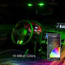 100 Interior Truck Lighting T10BA9sFestoon Bluetooth LED Panel Bulb XKchrome App Controlled Wireless Car Light LED Dome Light