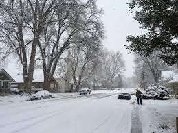 Loveland 3 inches of snow and still falling Loveland Reporter