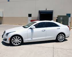 2015 Cadillac ATS 2 5L Gets a Performance Boost with a K&N Air