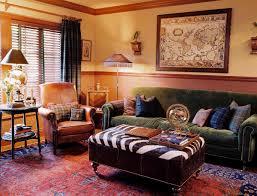 Beautiful Rustic Bohemian Living Room Interior Design Ideas