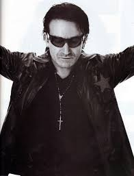 Joe Strummer Mural The Division by The Lead Singer Of Irish Rock Band U2 Bono Was Born Paul David