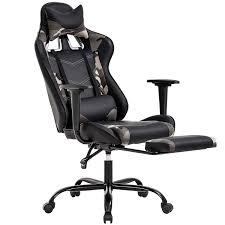 PC Gaming Chair Ergonomic Office Chair Desk Chair With Lumbar Support  Headrest Arms Footrest Modern Task Rolling Swivel High Back PU Leather  Computer Advanceup Ergonomic Office Chair Adjustable Lumbar Support High Back Reclinable Classic Bonded Leather Executive With Height Black Furmax Mid Swivel Desk Computer Mesh Armrest Luxury Massage With Footrest Buy Chairergonomic Chairoffice Chairs Flash Fniture Knob Arms Pc Gaming Wlumbar Merax Racing Style Pu Folding Headrest And Ofm Ess3055 Essentials Seat The 14 Best Of 2019 Gear Patrol Tcentric Hybrid Task By Ergocentric Sadie Customizable Highback Computeroffice Hvst121