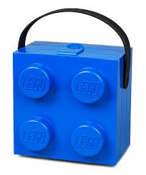 Room Copenhagen LEGOR Blue Lunch Box