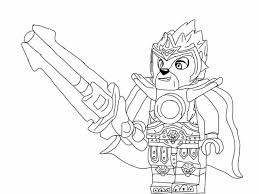 TUTORIAL Legends Of Chima Party Game Pin The Chi On Laval Lego Coloring PagesKids