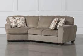 Cuddler Sectional Sofa Canada by Patola Park 2 Piece Sectional W Laf Cuddler Chaise Living Spaces