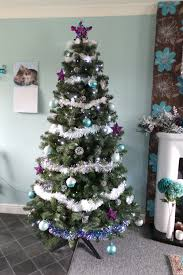 7ft Christmas Tree Tesco by Lauras All Made Up Uk Beauty Fashion Lifestyle Blog