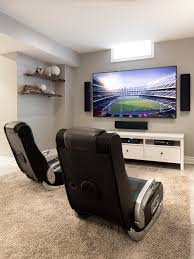 Interior Game Room Bedroom Ideas Video Charming