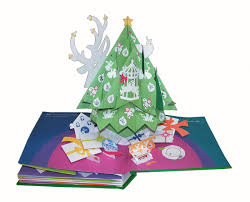 Christmas Tree Books by Pop Up Books U2013 Jerry Griswold U2013 Medium