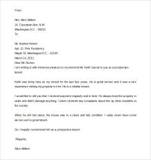 Reference Letter Template 49 Free Sample Example Format
