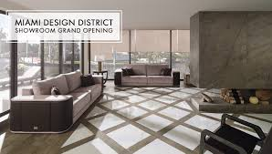 Usa Tile In Miami by Miami Design District Showroom Grand Opening Porcelanosa