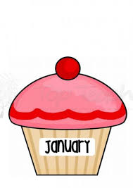 Gorgeous birthday cupcakes add the candles with kids names on them onto their birthday month