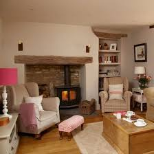 Country Cottage Living Rooms