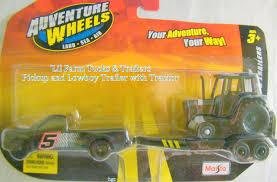 100 Toy Farm Trucks And Trailers Amazoncom Maisto Adventure Wheels Lil