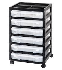 Plastic Drawers On Wheels by Craft Storage Crafts U0026 Scrapbooking Storage Joann