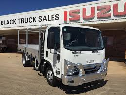 100 Npr Truck Used Isuzu NPR 45 155 NPR 45155 Trade Pack Tray In Toowoomba