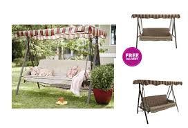 Lowes Clearance Garden Treasures Porch Swing