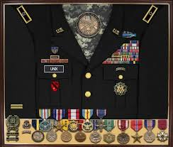 if i was in the navy and earned medals and later join another