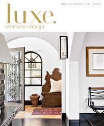 Faucet Factory Encinitas Ca by Luxe Magazine July 2016 Orange County San Diego By Sandow Media