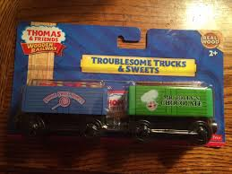 100 Thomas New Trucks Troublesome Sweets For The Friends Wooden Railway