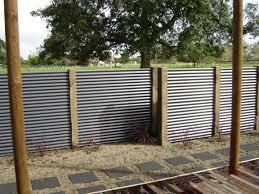 Decorative Garden Fence Panels by Black Metal Fence Ideas Decorative Garden Fencing Modern Style