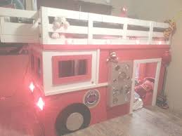 100 Fire Truck Loft Bed Bunk Fresh Decoration Engine Themed Room