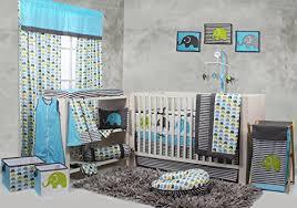 Elephant Crib Bedding 2018