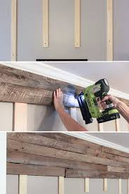 best 25 pallet wood walls ideas on pinterest pallet walls