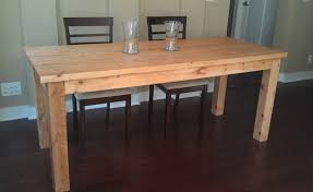 17 Diy Dining Room Table Plans